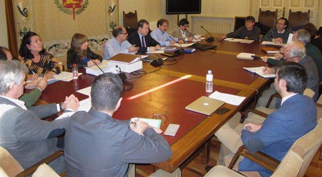 Reunión del Consejo de Administración de Auvasa