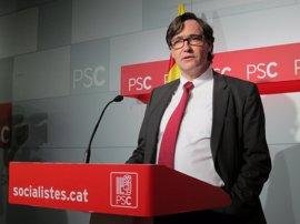 """El PSC """"consensuará"""" sus pactos electorales con el PSOE tras el acuerdo entre ambos"""