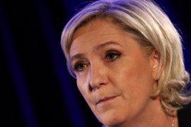 Le Pen come terreno a sus potenciales rivales para la segunda vuelta
