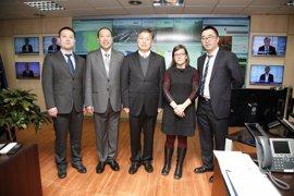 Una delegación de China viaja a España a conocer el sistema de lucha contra incendios forestales