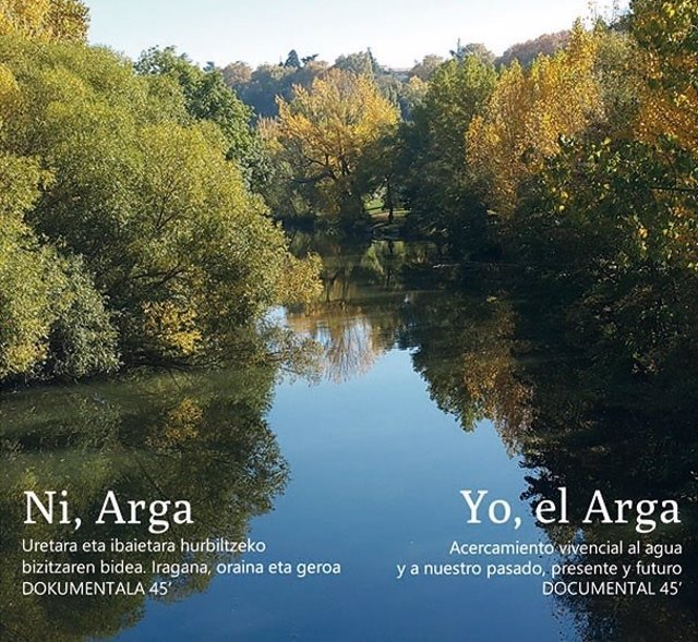 Magen del documental 'Yo, el Arga. Ni, Arga'