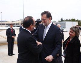 Rajoy elogia el compromiso de Marruecos en el control de la inmigración pese a los últimos asaltos en Ceuta