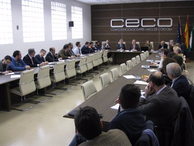 Reunión de la Comisión de Turismo y Cultura de CECO
