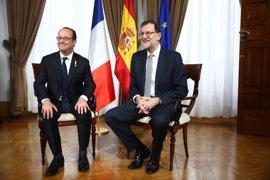 """Rajoy dice que su """"prioridad"""" son los problemas """"reales"""" y elude confirmar si hay contactos discretos con la Generalitat"""
