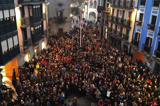 Concentración de Tolosa