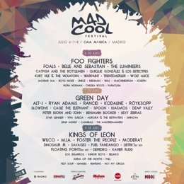 Mad Cool Festival 2017