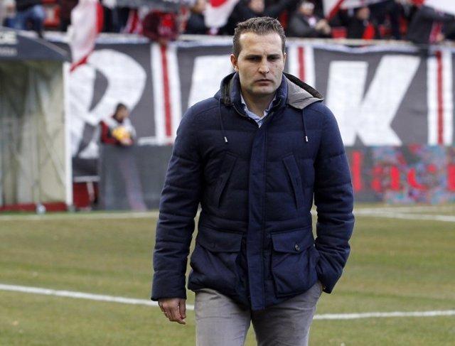 Rubén Baraja Rayo Vallecano