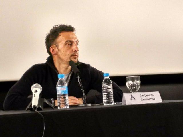Amenábar, en la Academia del Cine por los 20 años de 'Tesis'