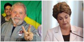 La Policía de Brasil asegura que Rousseff, Lula y Mercadante obstruyeron las investigaciones de 'Lava Jato'