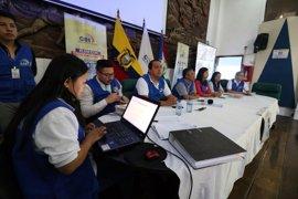 El alcalde de Quito exige al CNE que publique de inmediato los resultados de las elecciones