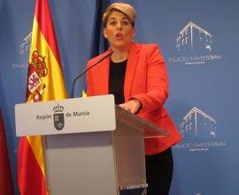 """Portavoz del Gobierno murciano dice que Sánchez """"no está imputado formalmente"""" y dimitirá si se le abre juicio oral"""