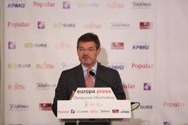 Catalá pide prudencia antes de exigir responsabilidades a Pedro Antonio Sánchez