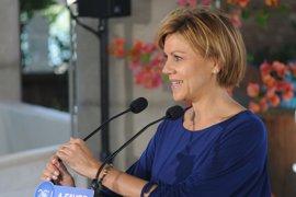 Cospedal anuncia su candidatura para revalidar la Presidencia del PP de C-LM
