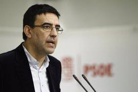 El PSOE insta al presidente murciano a dimitir y a Ciudadanos a cumplir con su palabra