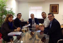 El equipo de Gobierno anuncia un acuerdo con el PP para aprobar los Presupuestos