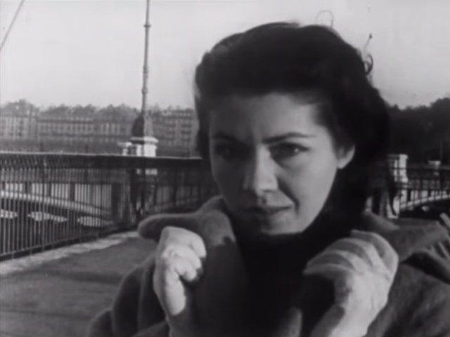 Una femme coquette, Jean-Luc Godard