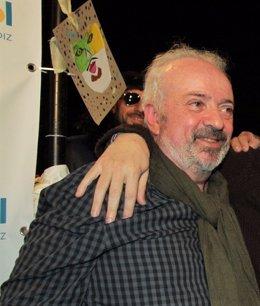 Antonio Martín García, autor de carnaval