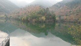 La reserva de agua embalsada aumenta en otros 101 hectómetros cúbicos en Galicia