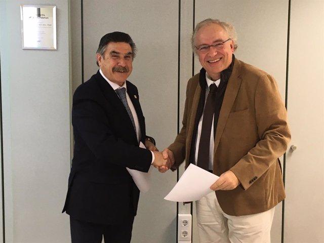 SEMERGEN y OAFI firman un convenio marco de colaboración para promover la invest