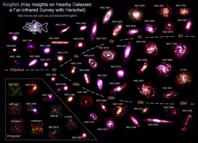 Astrónomos logran medir con precisión la velocidad en la que se forman las estre