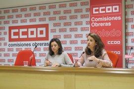 CCOO pide impulsar el acuerdo de prevención de riesgos laborales
