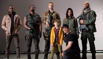 The Predador: Primera imagen del reparto completo