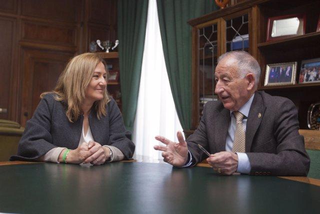 El convenio entre Diputación y Ayuntamiento de Níjar estará vigente hasta 2021.