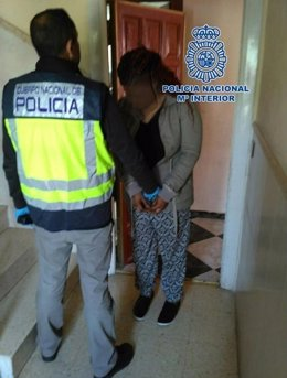 """""""La Policía Nacional Libera A Una Menor Que Era Obligada A Ejercer La Prostituci"""