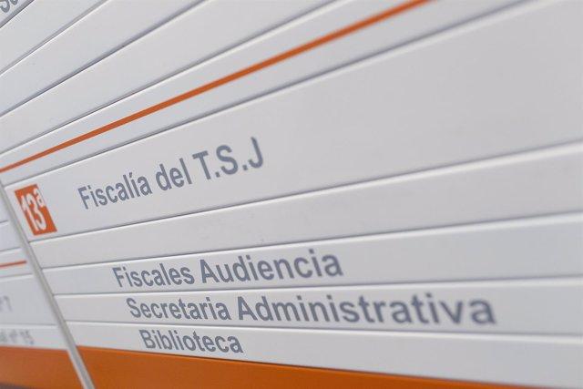 Audiencia Provincial de Madrid, sede penal, sección penal, tablero de informaciò