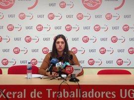 Las mujeres gallegas cobran un 21% menos que los hombres, según UGT