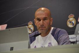 """Zidane: """"Sabemos de la importancia del partido de Valencia para el resto de LaLiga"""""""