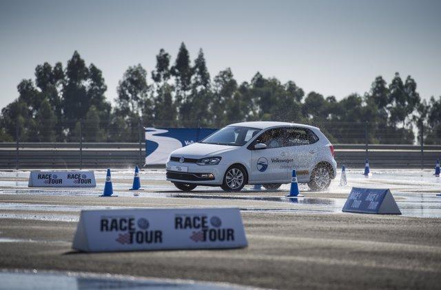 Volkswagen Race Tour en el Jarama