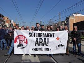 Montcada y Fomento se emplazan a un encuentro tras la víctima 168 en las vías del tren
