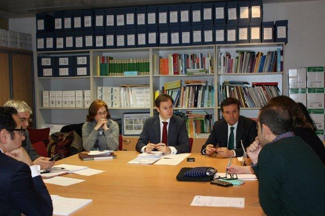 Reunión de la Mesa del Autónomo.