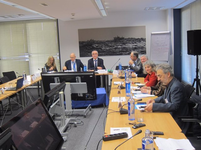 Comisión Pesca UE en Vigo