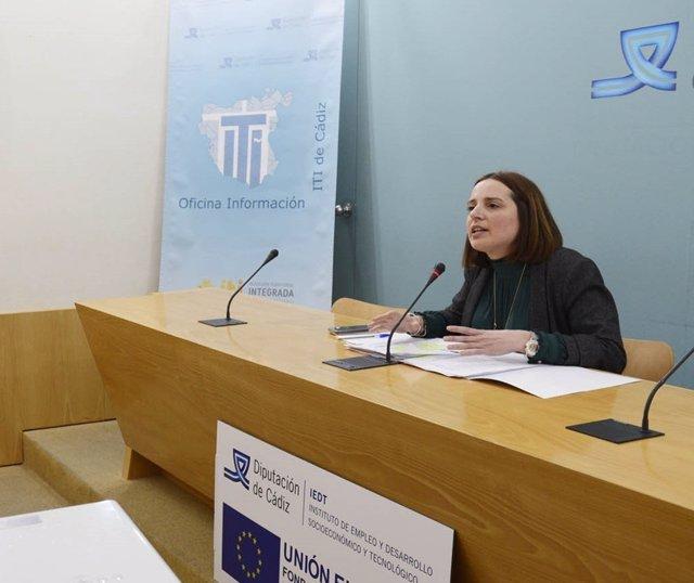 Presentación de la web de la ITI de Cádiz