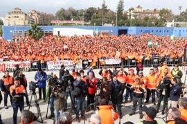 """Consejo Internacional de Estibadores apoya al sector en Algeciras y no descarta movilizarse """"a nivel mundial"""""""