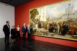 La renovación del Museo Ruso trae a la 'Dinastía de Románov' y a la faceta más espiritual de Kandinsky