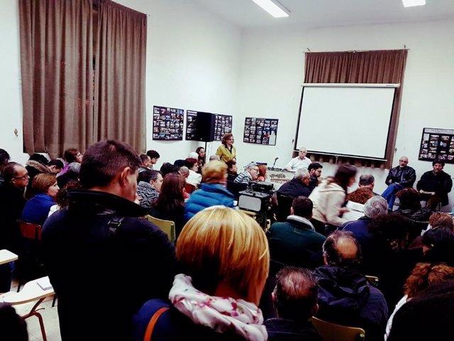 Reunión constitutiva de la Marea Blanca de Córdoba