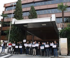 La Marcha de la Dignidad llama a salir a la calle el 28F para reclamar la nacionalización de las eléctricas