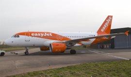 EasyJet transportó casi 2 millones de pasajeros en la Comunitat en 2016, un 8% más