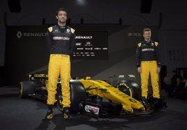 Renault se presenta con el objetivo de finalizar quinto en el Mundial de constructores