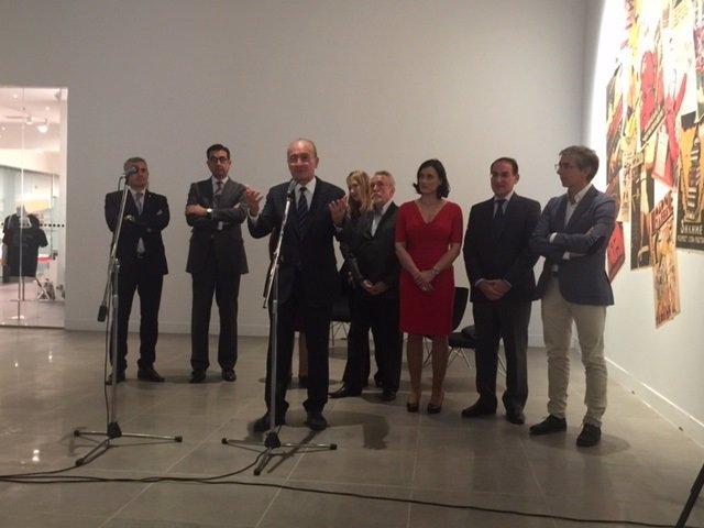 Igual en un acto en Málaga