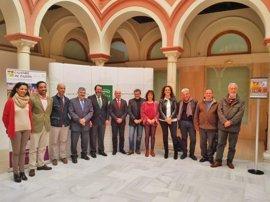 Caminos de Pasión lleva la Semana Santa del interior de Andalucía a Sicilia con la muestra 'Pasos y Misterios'
