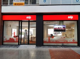 EDP abre en Bilbao una nueva oficina de atención al cliente