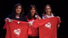 Aitana Sánchez-Gijón se suma a la campaña de donación de órganos del Hospital Reina Sofía de Córdoba