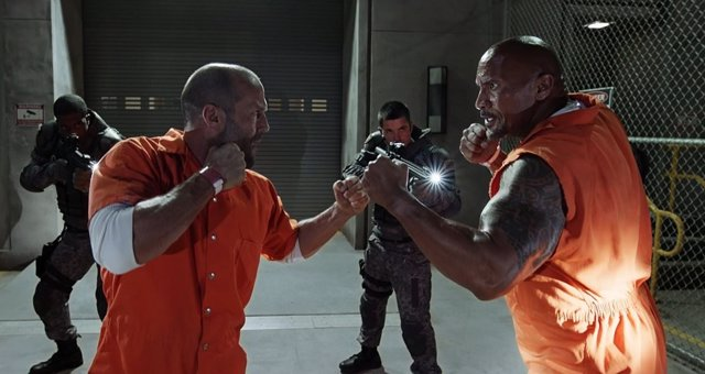 Fast And Furious 8 (The Fate Of The Furious)