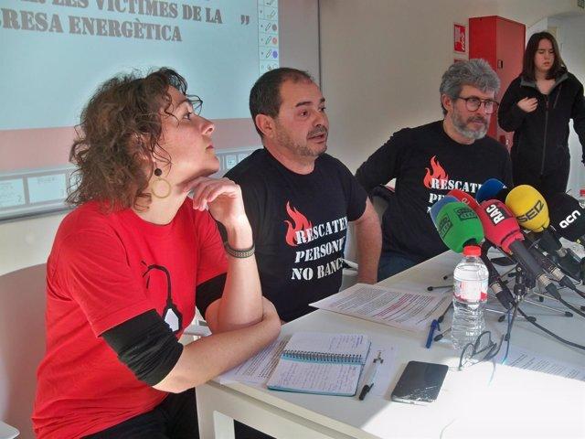 María Campuzano, Antonio del Río y Diego Cabello
