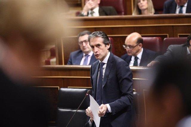Ministro de Fomento, Íñigo de la Serna