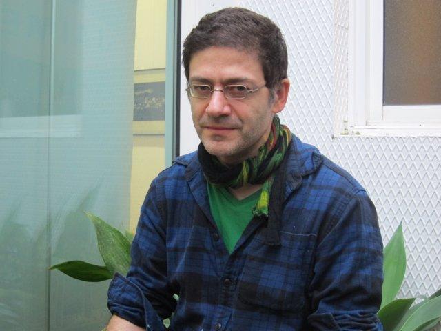 El Escritor Libanés Wajdi Mouawad